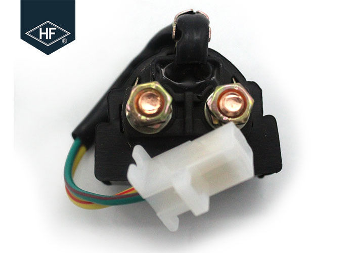 Black 12V DC Other Motorcycle Parts For YAMAHA YFM600 ATV GRIZZLY 600